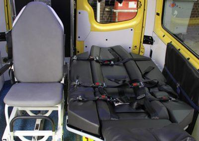Schwerlast Krankentransport KTW